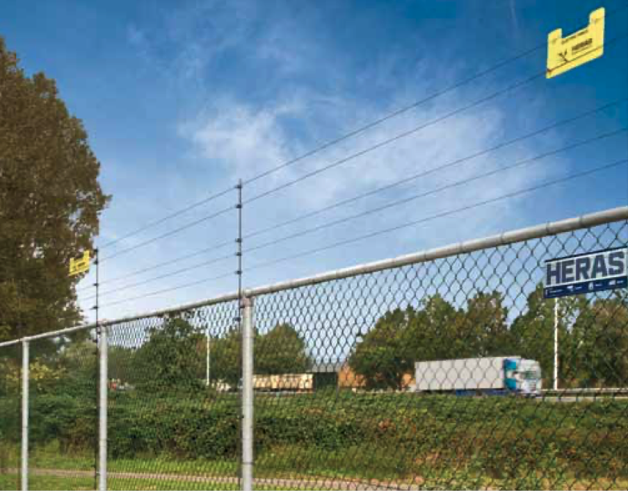 HERAS ELECTRICFENCE